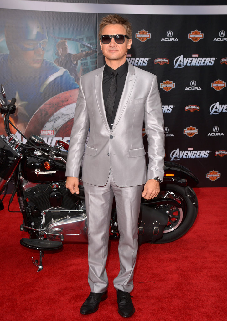 Scarlett, RDJ, and Their Superhero Crew Step Out For The Avengers Premiere