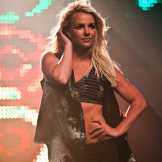 Britney Spears Pictures From Twister Dance Shoot