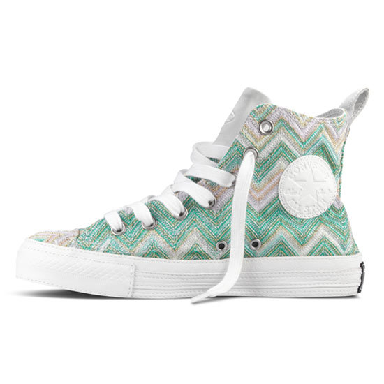 Missoni Debuts Its Fifth Collection With Converse — We Want One in Every Zigzag Color