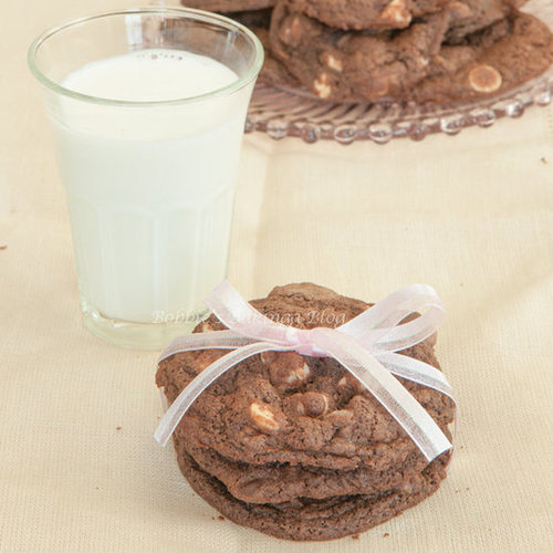 Have some Triple Chocolate Cookies
