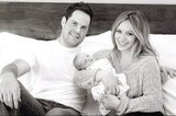 Proud Mom Hilary Duff Shares a Sweet Family Portrait With Baby Luca