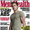 Zac Efron Pictures in Men's Health May 2012
