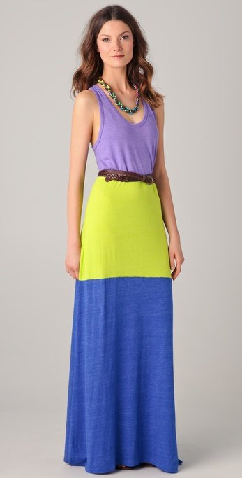The Colorful Daytime Maxi
