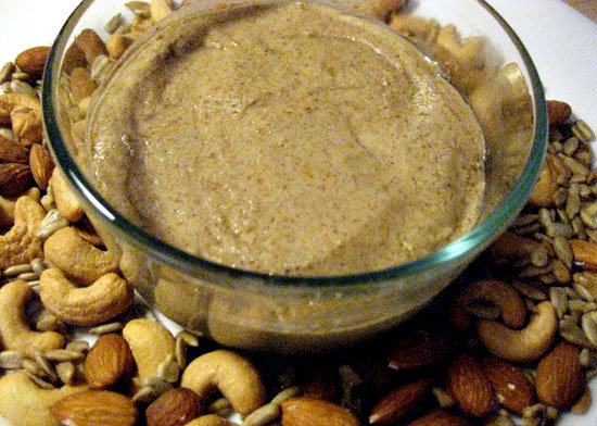 Mixed Nut Butter