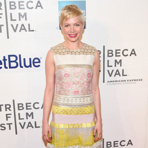 Celebrity Pictures at 2012 Tribeca Film Festival: Emma Watson, Michelle Williams, Olivia Wild and More
