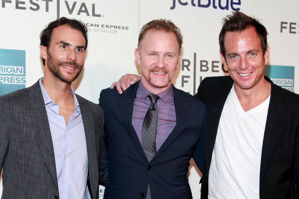 Will Arnett attended the Tribeca Film Festival.