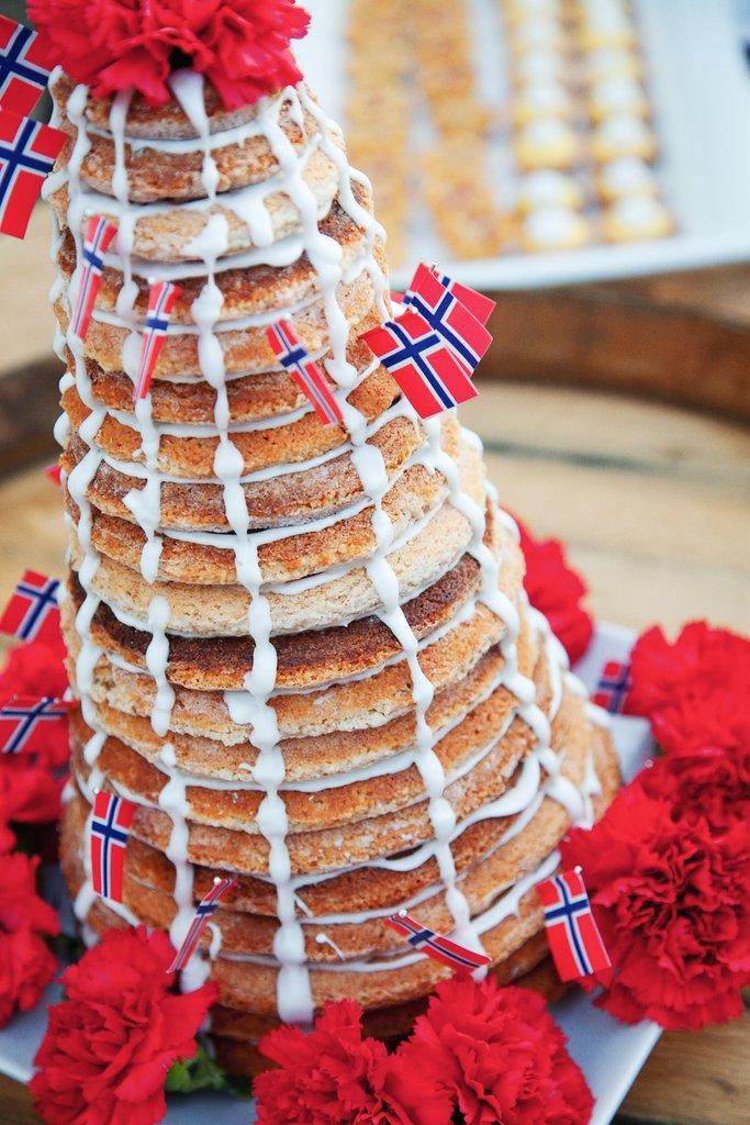 Norwegian Cake Rings