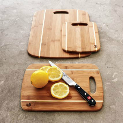 Bamboo Handled Cutting Boards