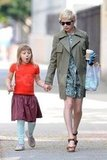 Michelle Williams and Matilda Stick Together For a Sunny Brooklyn Weekend