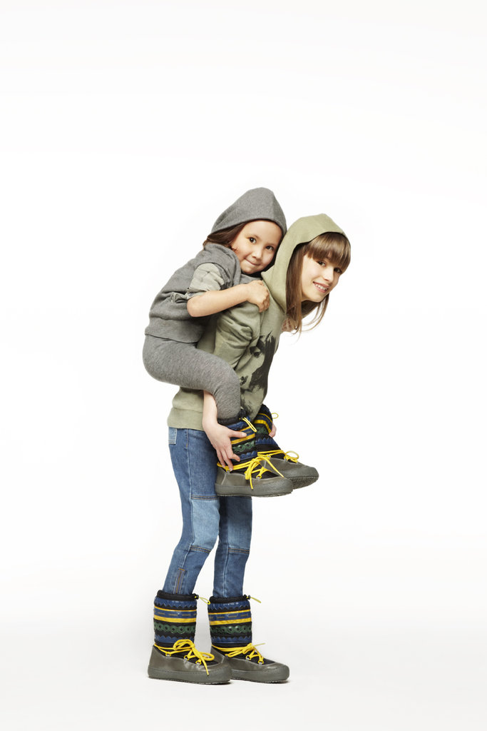 Autumn/Winter: Big and Little Kids in the Cutest Boots