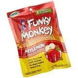 Funky Monkey Freeze-Dried Fruit, Applemon