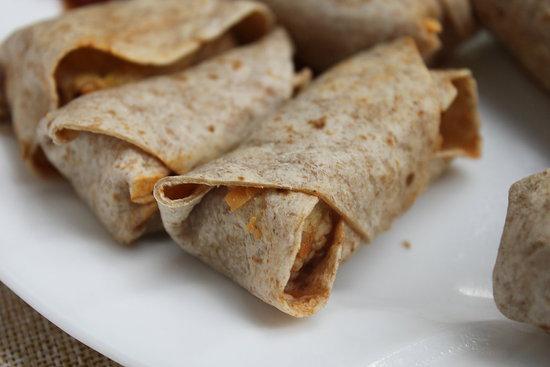 Tempeh Taco Bites