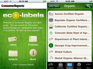 iPhone Apps That Tell You If a Product Is As Natural As It Says