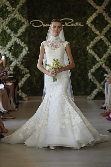 Oscar de la Renta Bridal Spring 2013