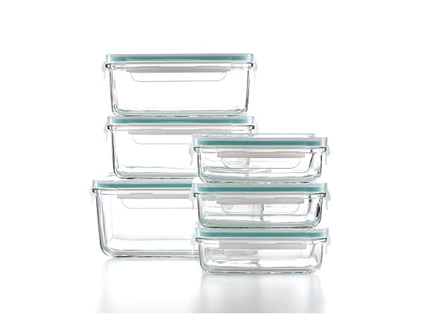 Simple Glass Containers