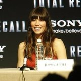 Jessica Biel at Total Recall Mexico Pictures