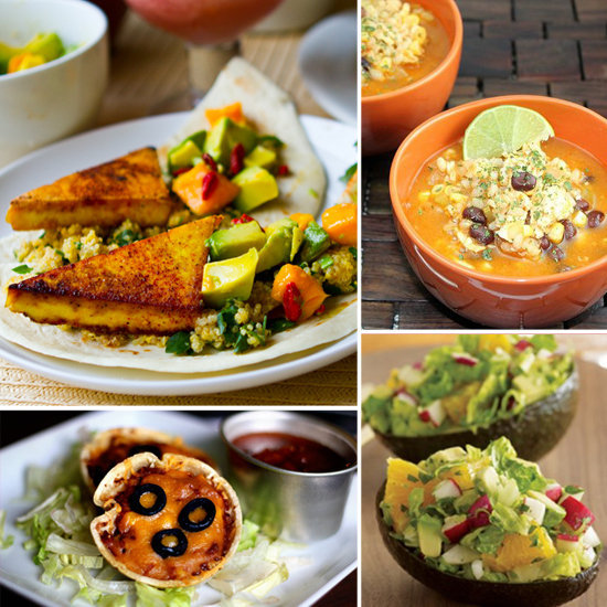 recipes for healthy mexican food