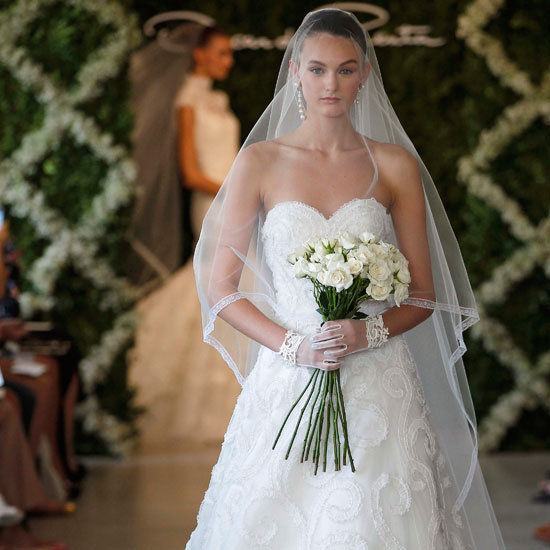 Designer Wedding Dress Round Up from 2013 Spring Bridal Fashion Week The