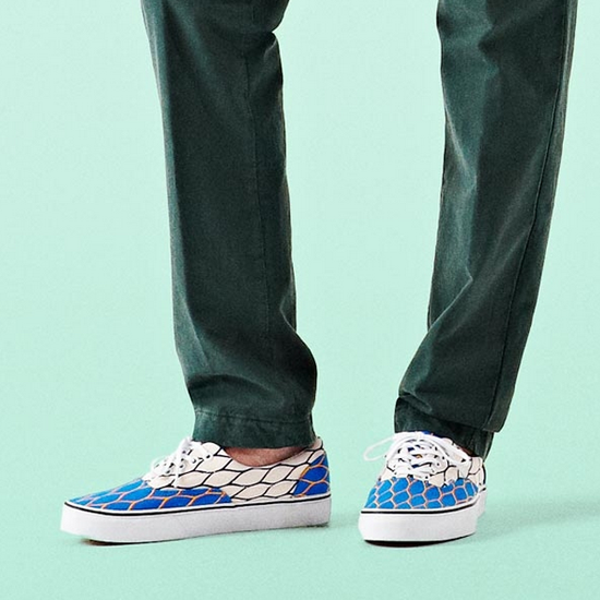 Kenzo Vans Collaboration Pictures