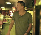 Channing Tatum wears some clothes in the film.