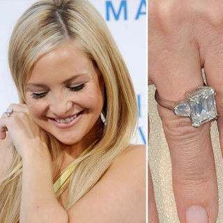 More Than 100 Celebrity Engagement Ring Pictures