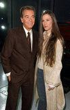American Bandstand brought Alanis Morissette and Dick Clark together in 2002.