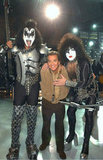 Dick Clark teamed up with Kiss to tape a special in 2002.