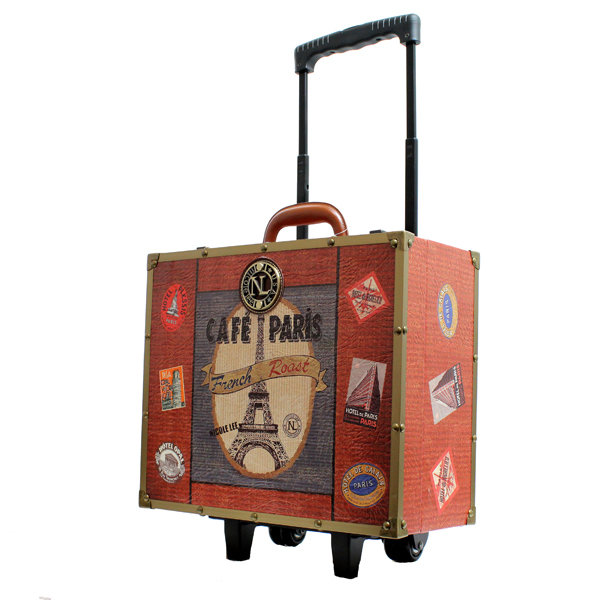 Café Paris Luggage