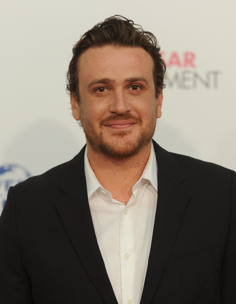 Jason Segel flashed a smile at the premiere of The Five Year Engagement during the 2012 Tribeca Film Festival.