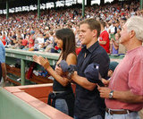In July 2004, Matt and Luciana Damon checked out a game.