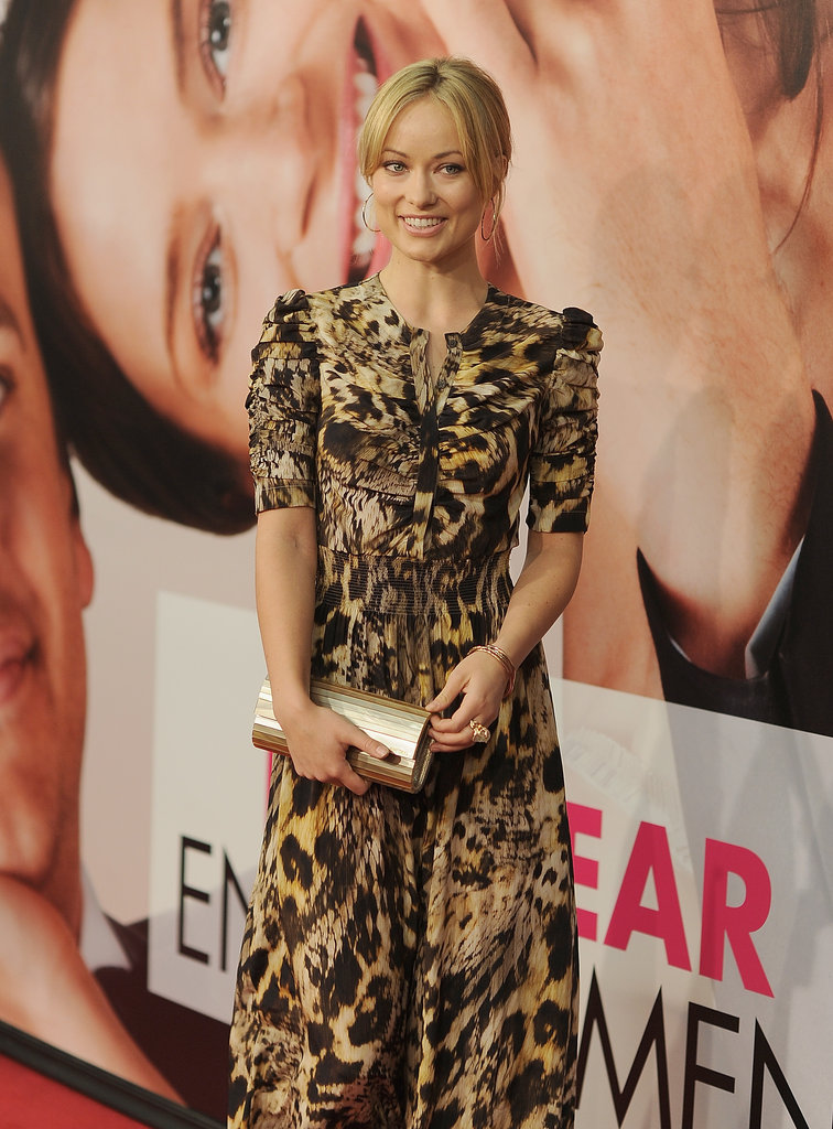 Olivia Wilde attended the premiere of The Five-Year Engagement during the 2012 Tribeca Film Festival.