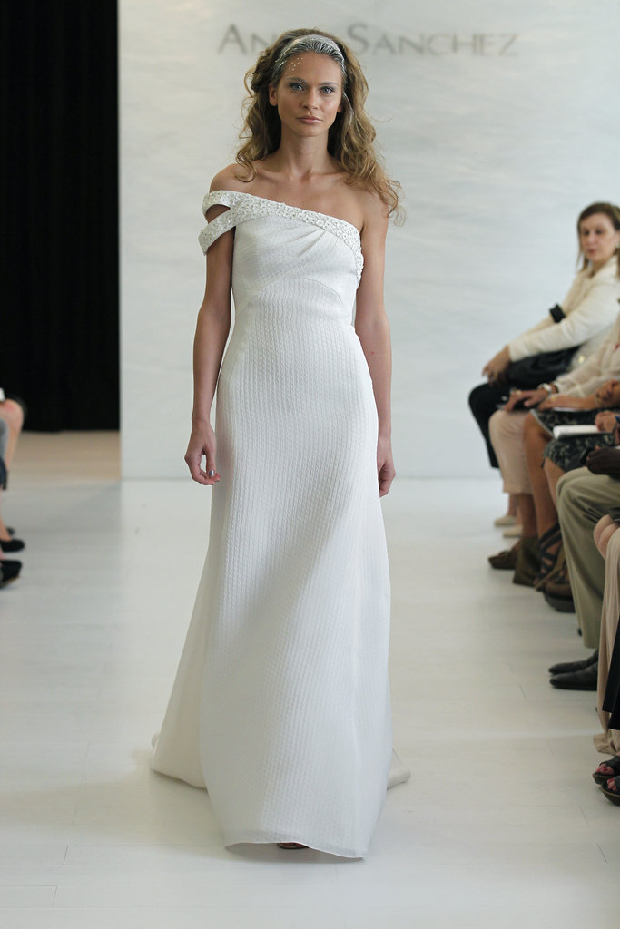 Angel Sanchez Bridal Spring 2013