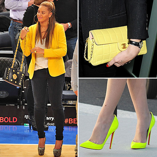 Colour Trend Report: Celebrities Say Hello to Yellow! See How Beyonce, Brooklyn Decker, Kate Moss & More Wear the Trend