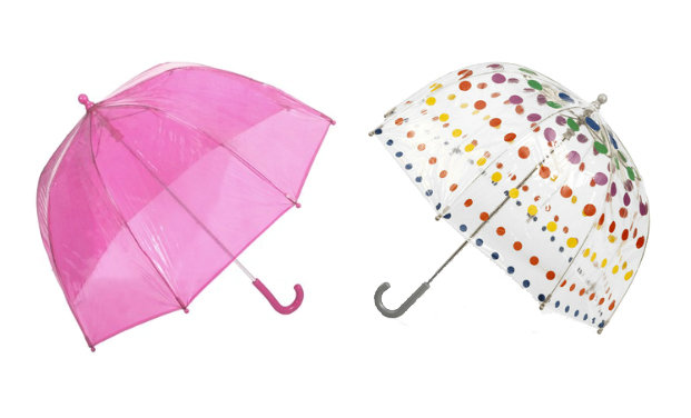 Totes Bubble Umbrellas ($16.50 Each)