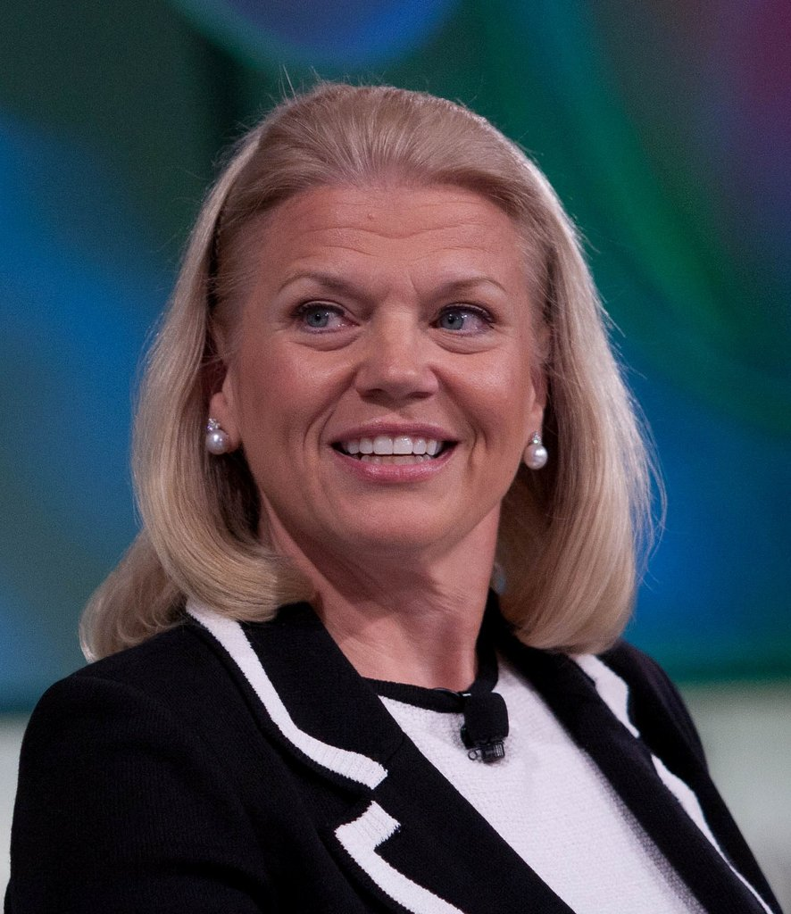 Virginia (Ginni) Rometty