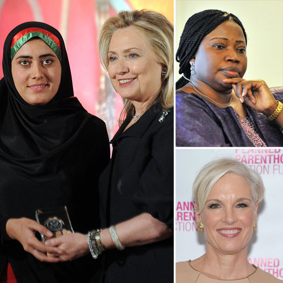 Meet Some of the Inspiring Women on the Time 100 List