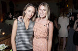 Rachel Chandler and Dree Hemingway