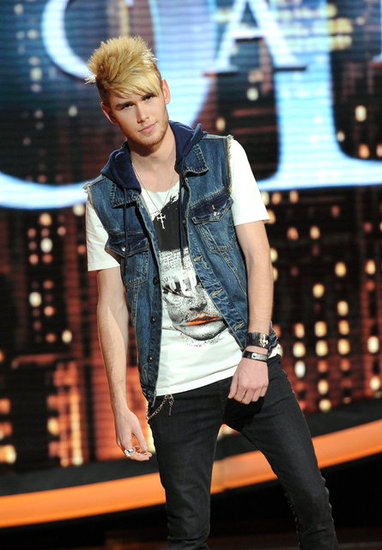 Colton Dixon was the latest contestant sent home.