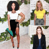 We get an inside look at all the celebrity style at Splendid's SoHo store opening.
