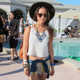Eighty awesome festival style shots, straight from Coachella.