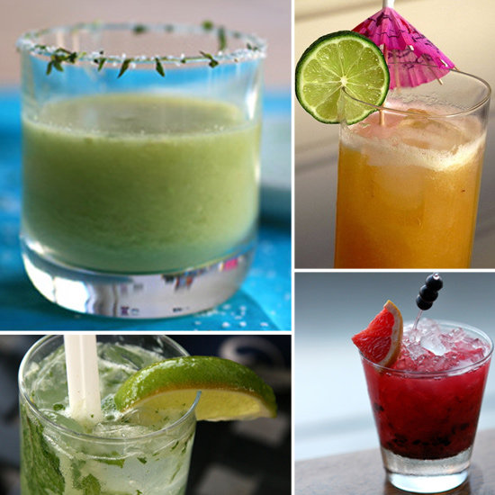 Go Ahead, Drink Up: 9 Warm-Weather Cocktails Under 200 Calories