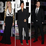 Brooklyn Decker, Rihanna and Taylor Kitsch