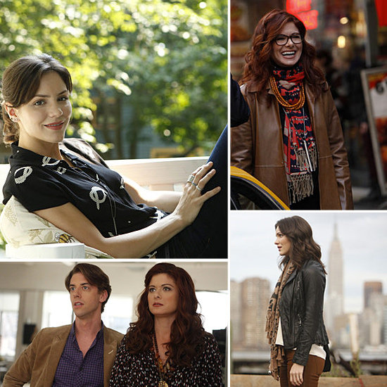 Smash's Most Stylish Moments — Katharine McPhee and Debra Messing Shine!