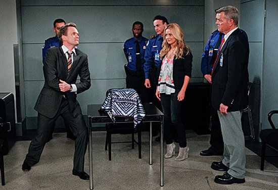 Neil Patrick Harris as Barney and Becki Newton as Quinn on How I Met Your Mother. Photo courtesy of CBS