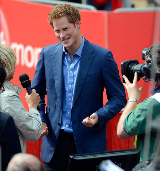 Prince Harry Jokes With Will and Kate Ahead of a Trip to the US!