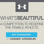 Under Armour Brings Beauty Into 21st Century (With Your Help)!