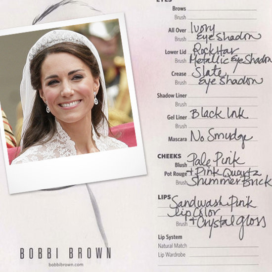 Copy Kate Middleton's Wedding Makeup For Any Occasion