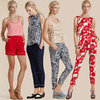 Pajama-Dressing Trend Piamita Spring 2012