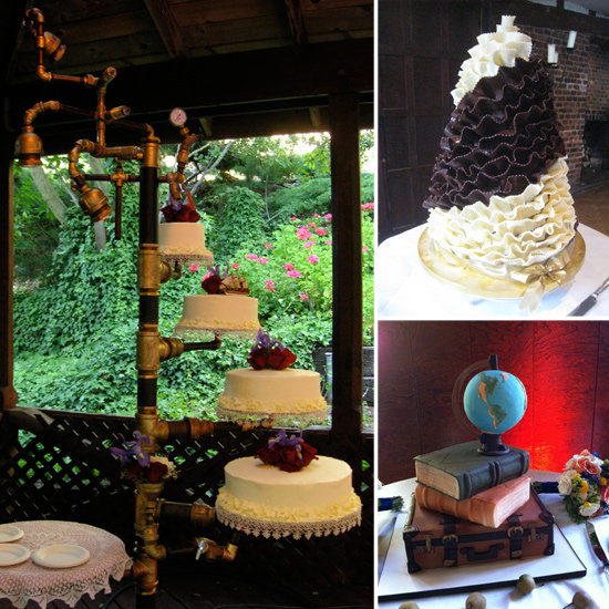 Unique Wedding Cake Pictures