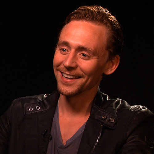 Tom Hiddleston Avengers Interview (Video)
